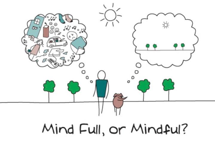 Mind Full orMindful?